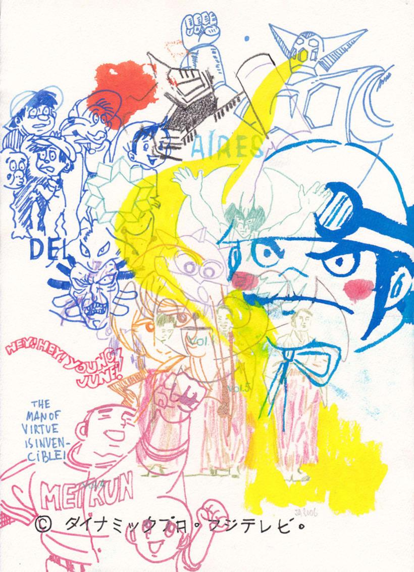 dibujos 2014 7