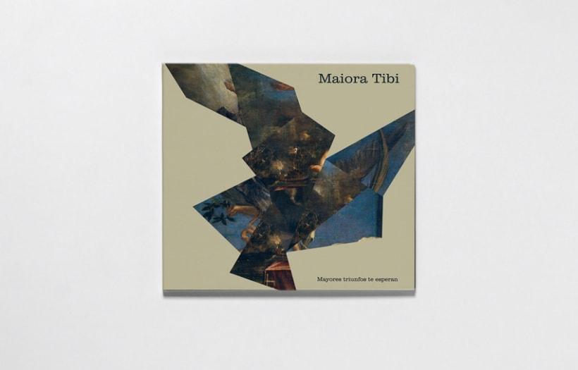 Maiora Tibi CD Single  -1