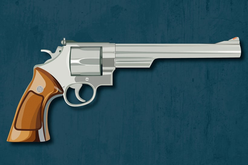 Smith & Wesson M29 .44 Magnum 2