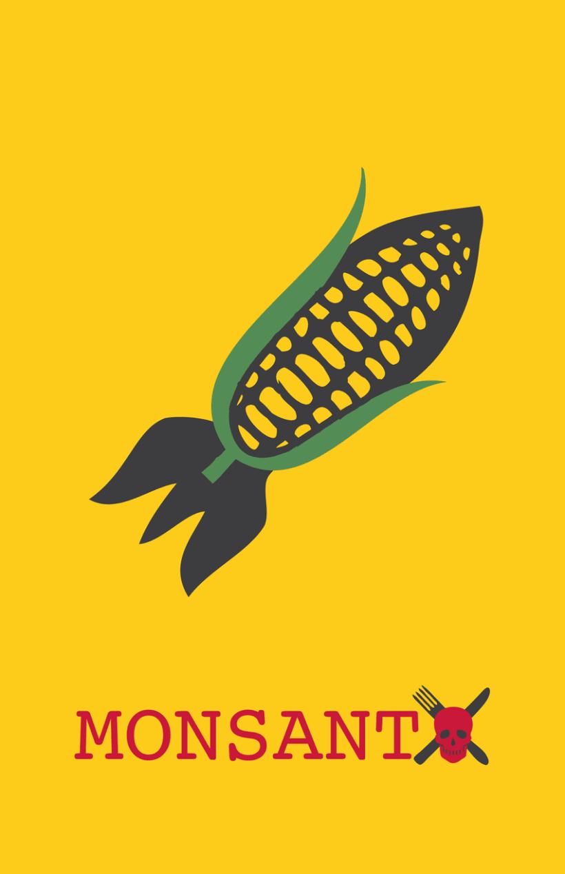 Pensamiento critico ante alimentos producto Monsanto.  -1
