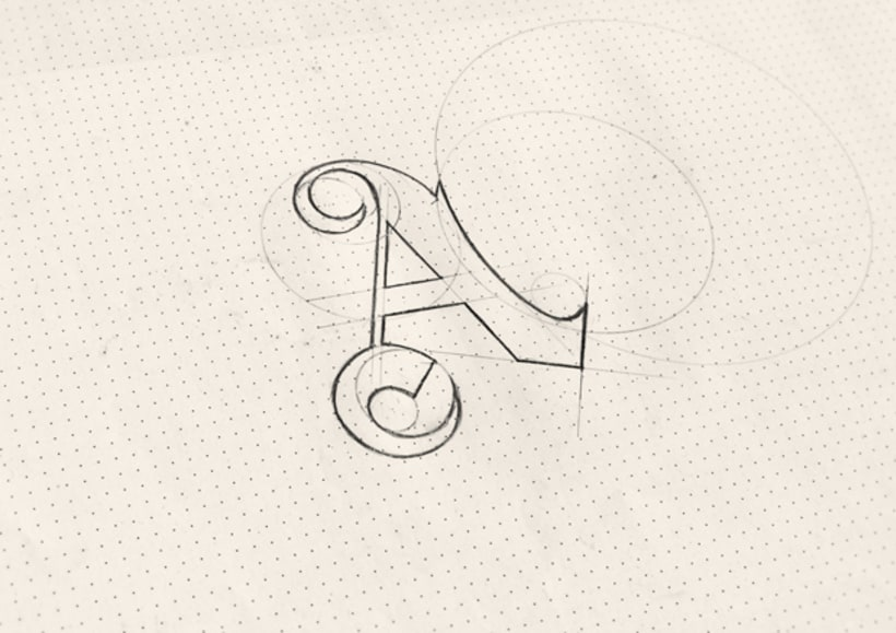 An An | Logo design 2