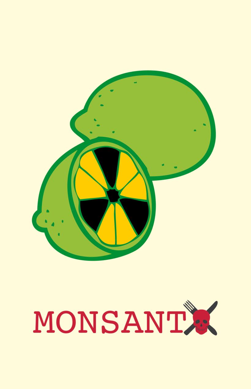 Pensamiento critico ante alimentos producto Monsanto.  1