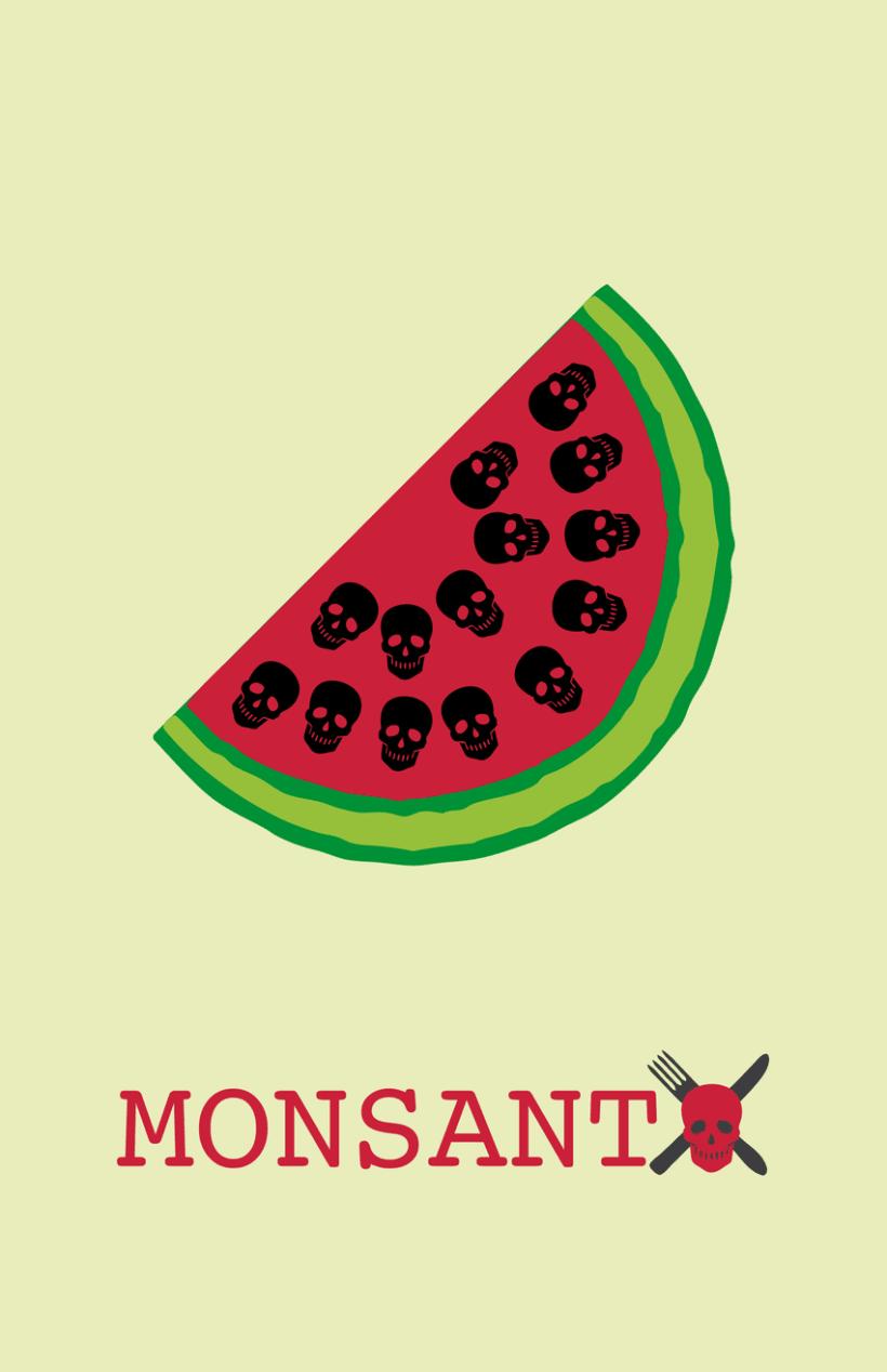 Pensamiento critico ante alimentos producto Monsanto.  2
