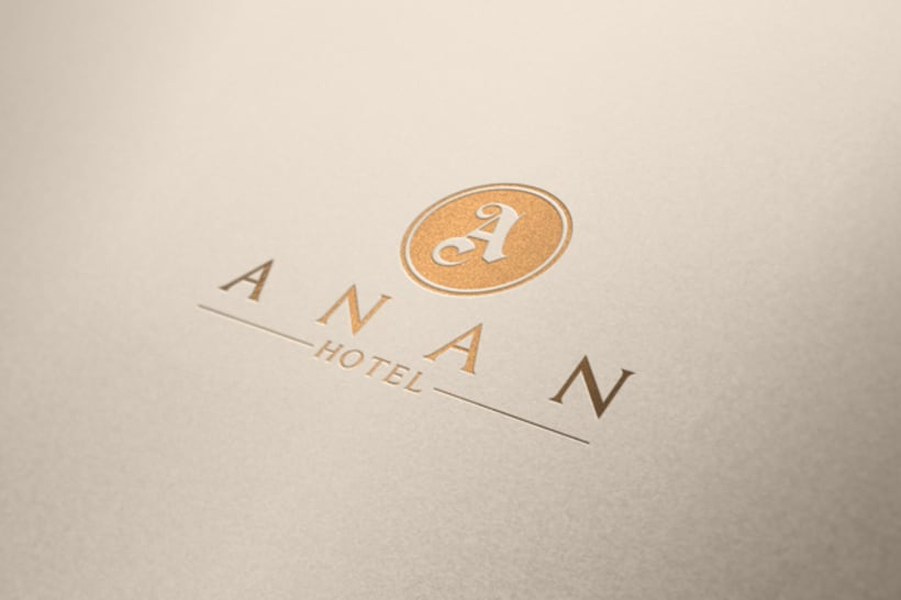 An An | Logo design 10