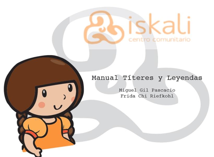Manuales educativos  1 (títeres y leyendas) -1