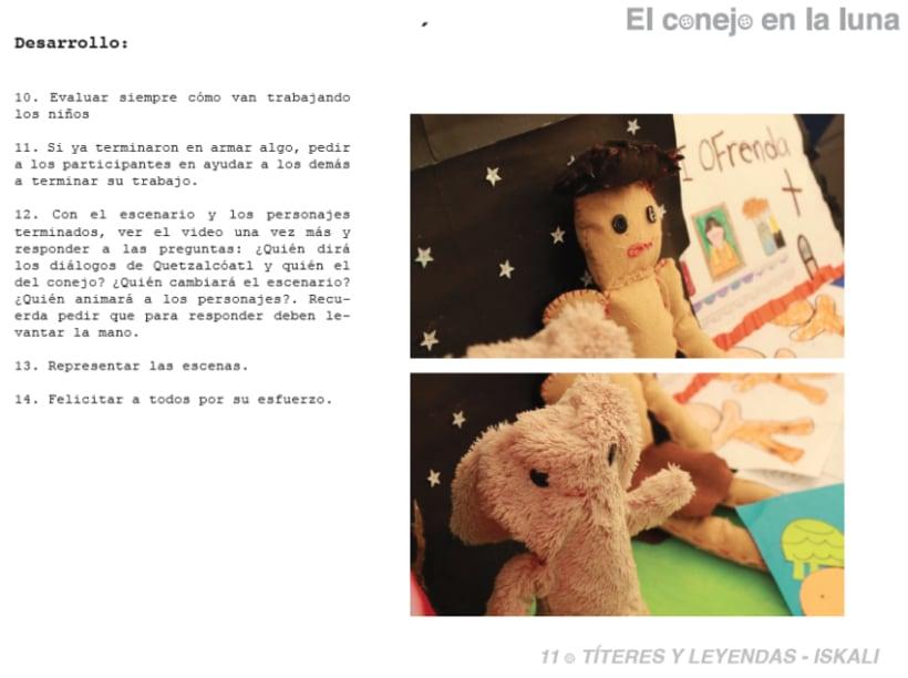 Manuales educativos  1 (títeres y leyendas) 2