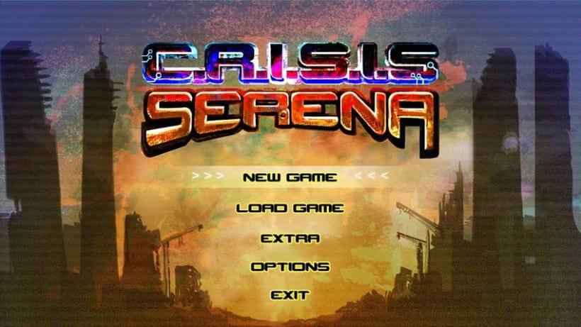 C.R.I.S.I.S Serena (Videojuego Arcade - Beat 'em up) 8
