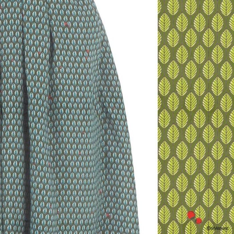 Ilustración textil 5