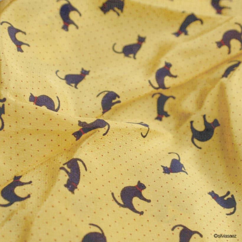 Ilustración textil 3