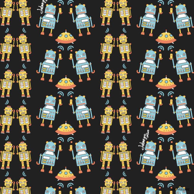 Ilustración textil 0