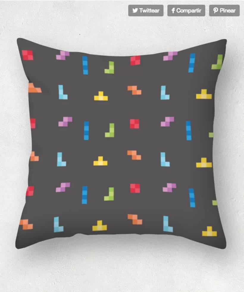 Tetris pattern 5