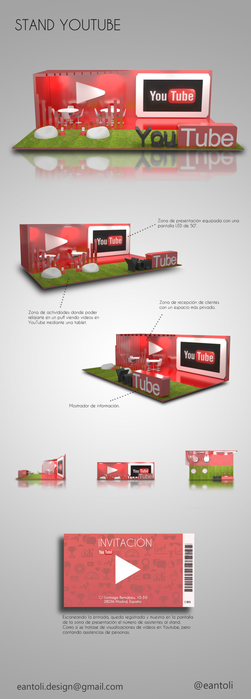 Stand YouTube -1