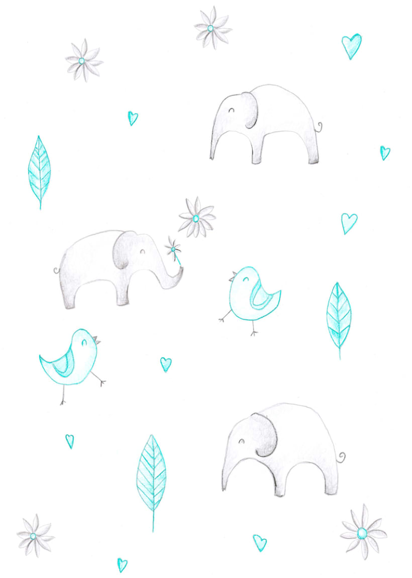 I DREAM ELEPHANTS  0