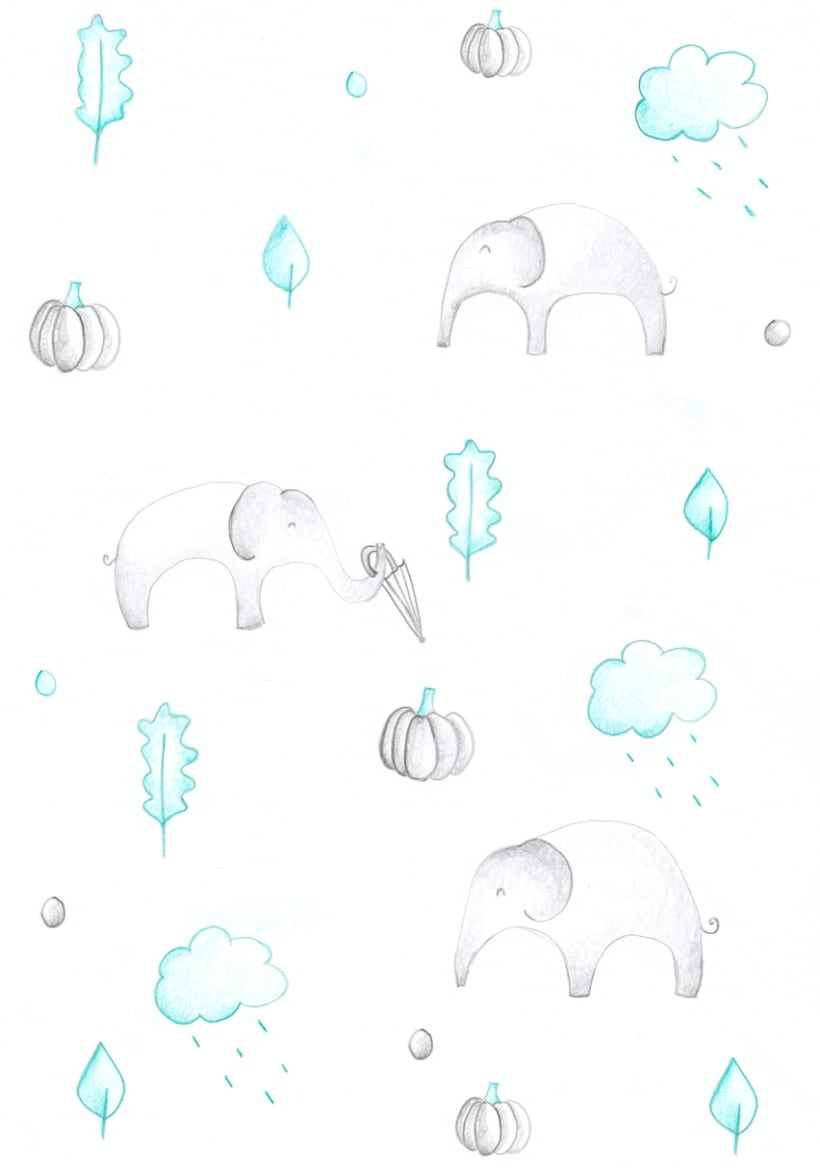 I DREAM ELEPHANTS  1