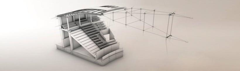 Arquitectura 3D 0