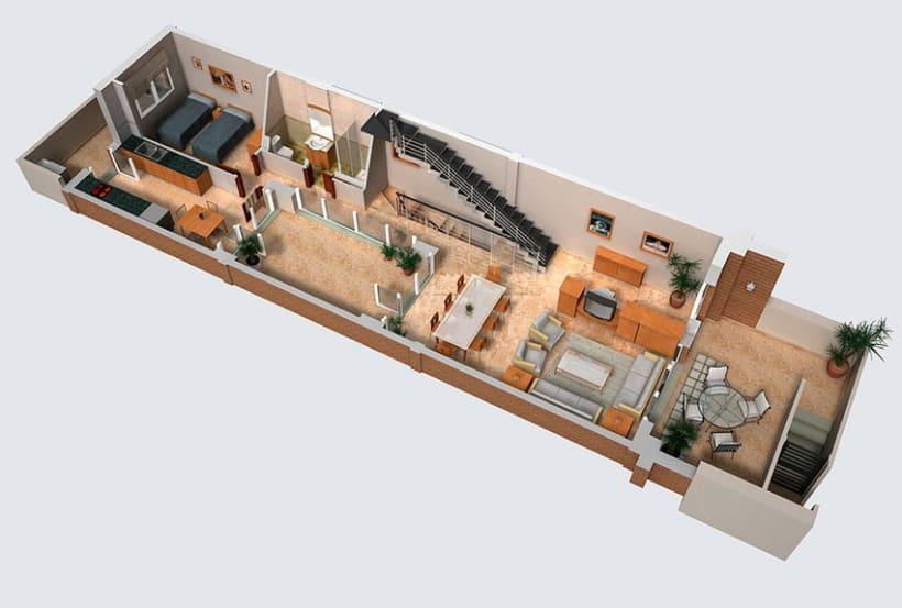 Arquitectura 3D 15