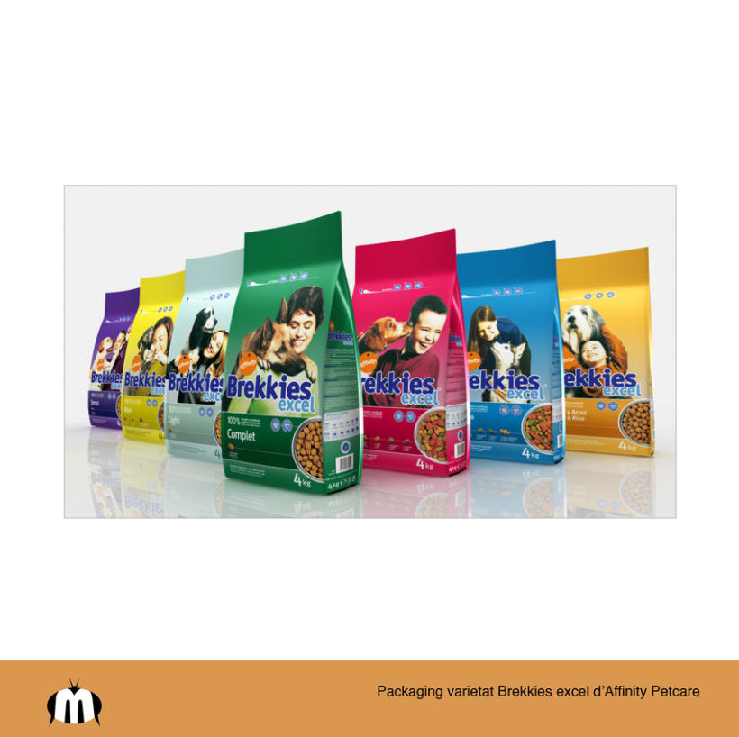 Affinity Petcare Packaging 0