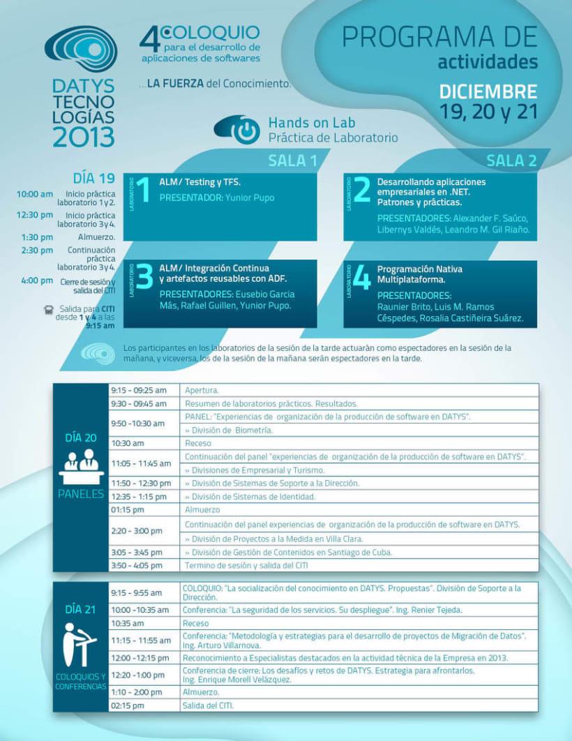 Evento Tecnologico empresarial 4