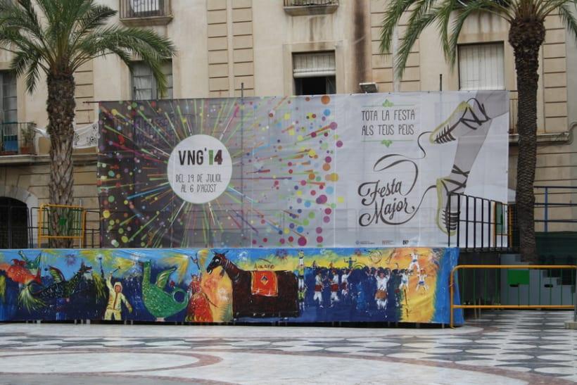Festa Major de Vilanova i la Geltrú 2014 41