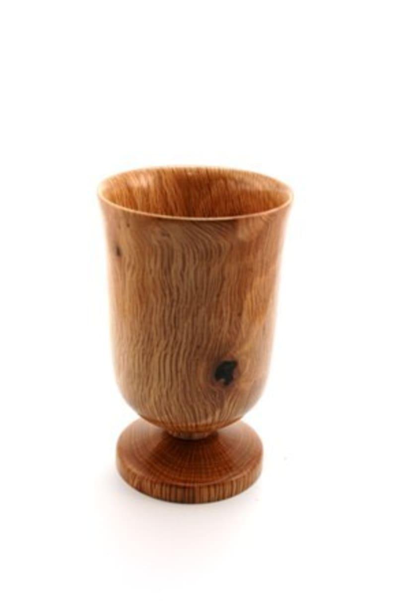 Colección de copas en madera 9