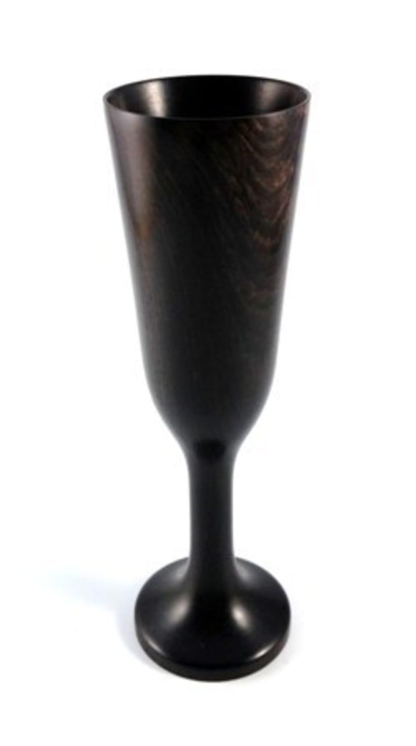 Colección de copas en madera 10