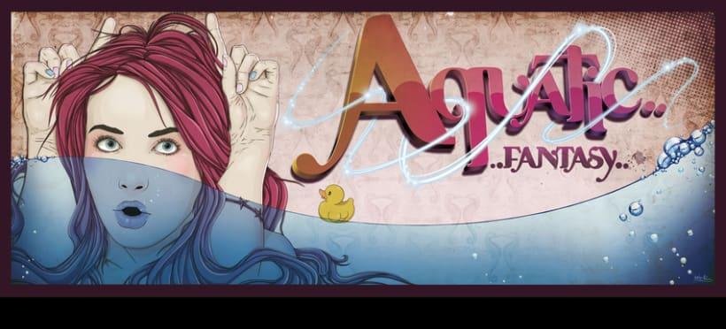 Aquatic fantasy 1