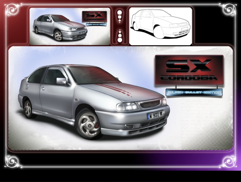 Seat cordoba sx -1