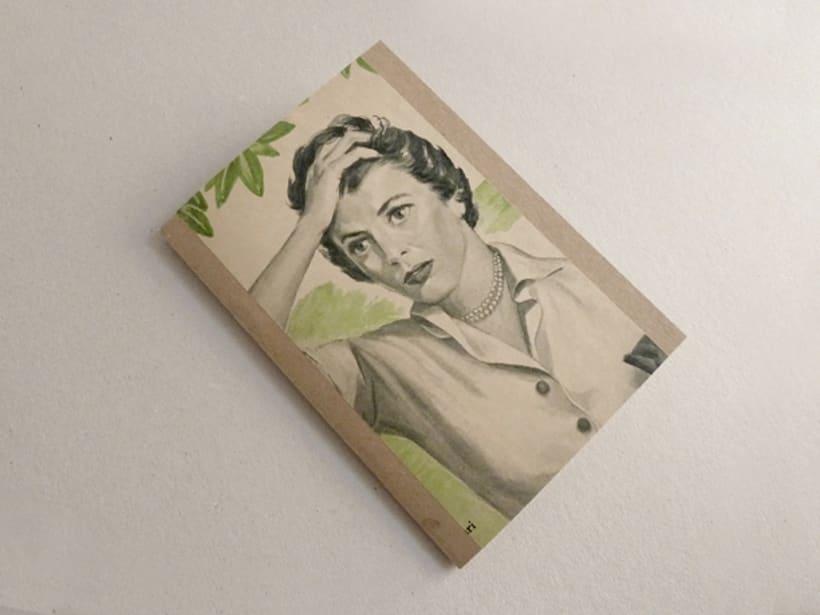 Vintage style notebooks 2