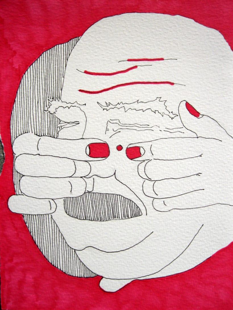 Placer de Baño, Originales: Tintas 10