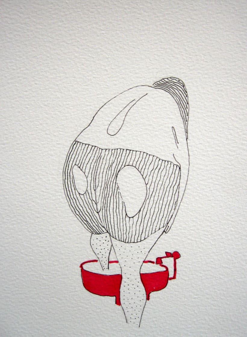 Placer de Baño, Originales: Tintas 12