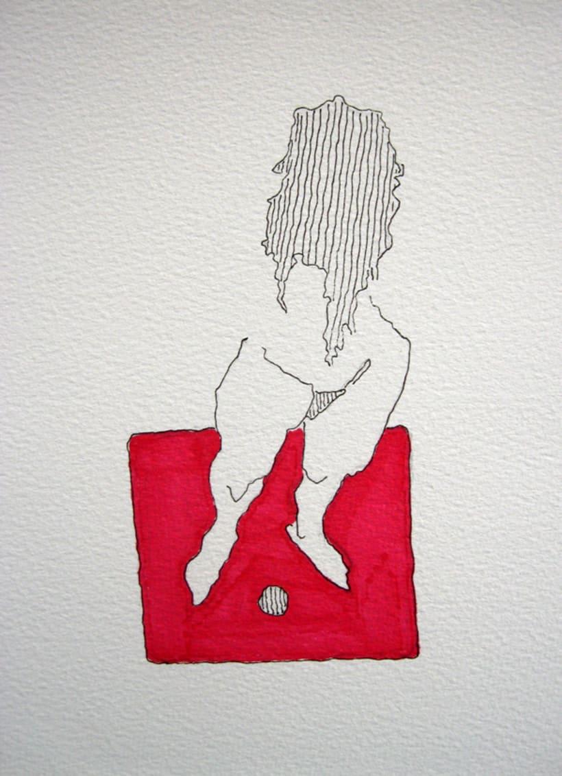 Placer de Baño, Originales: Tintas 14