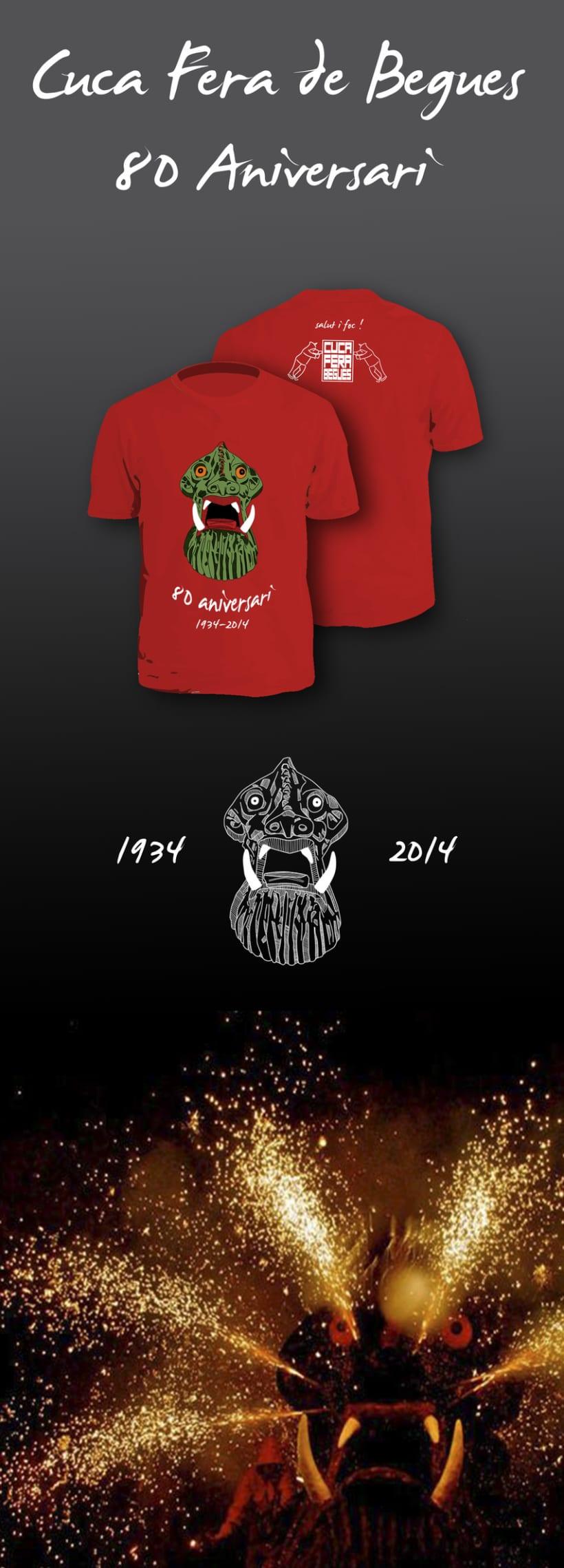 Cuca Fera de Begues 2014 - 80 Aniversario 0