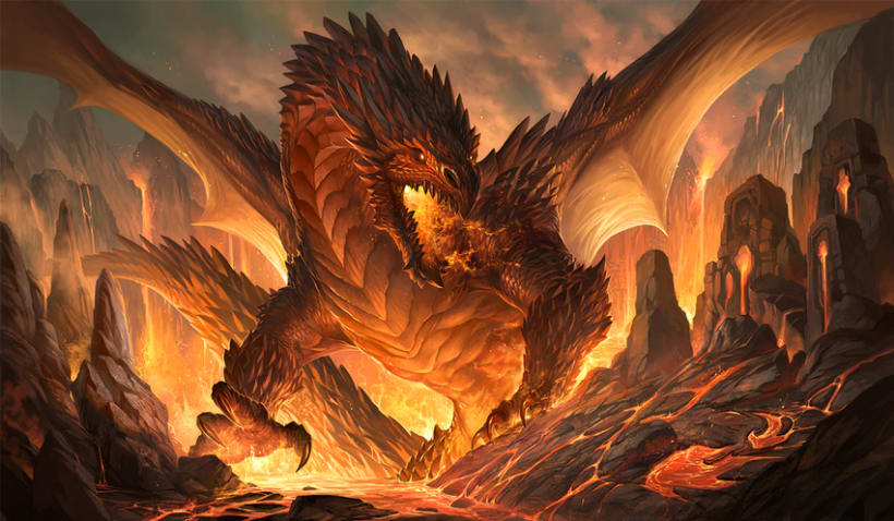 Dragons 5