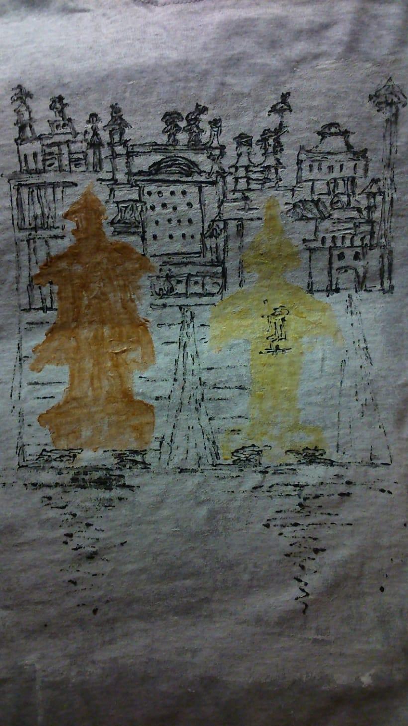 Coleccion Especial para Grupo Aldo / Collage y Camisetas 0