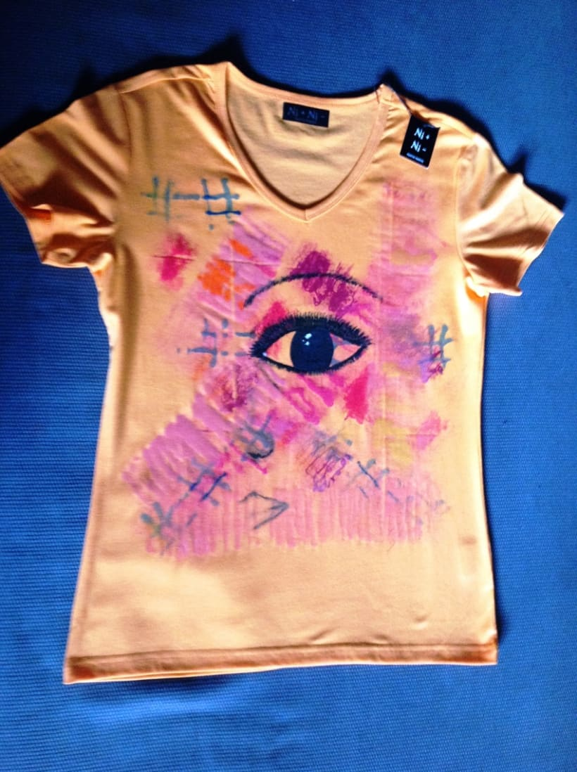 Coleccion Especial para Grupo Aldo / Collage y Camisetas 5