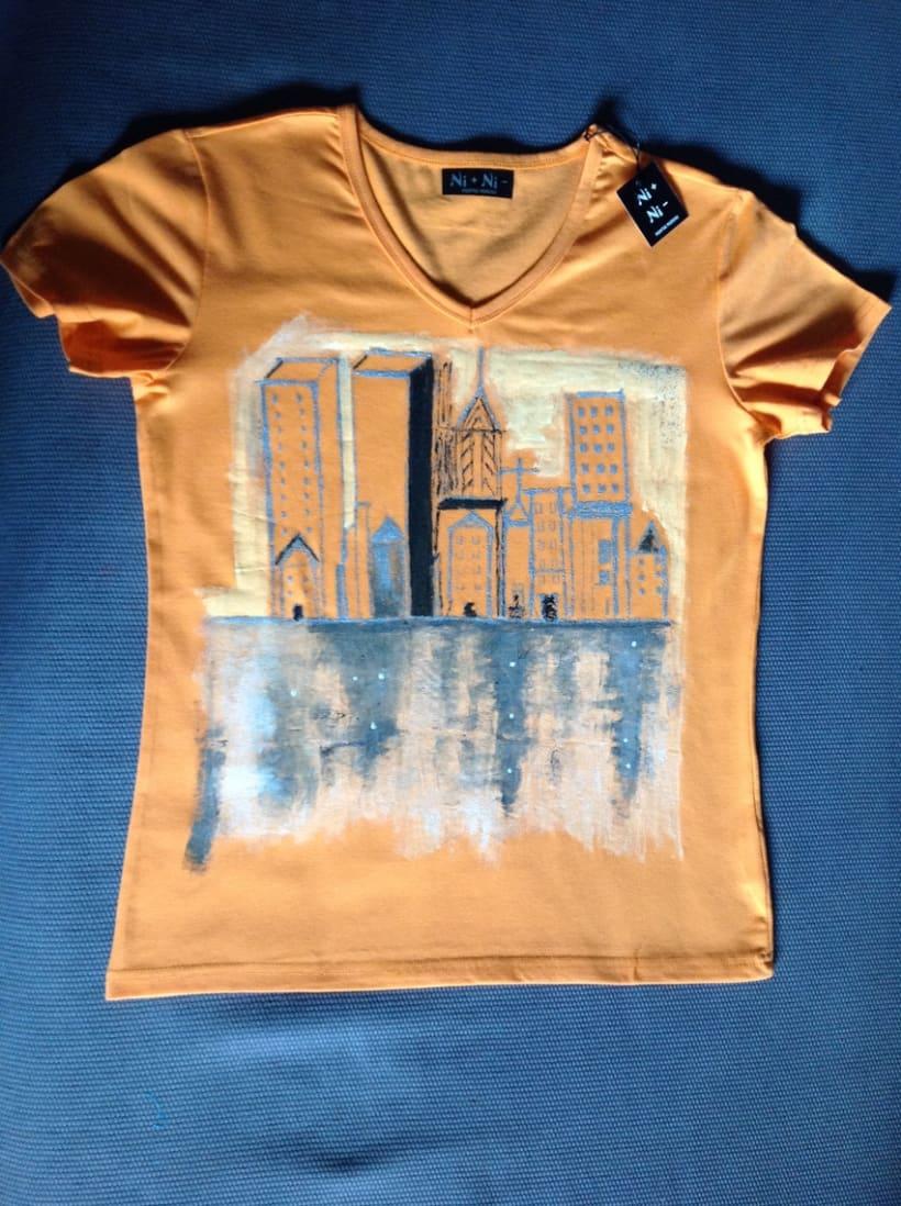 Coleccion Especial para Grupo Aldo / Collage y Camisetas 6