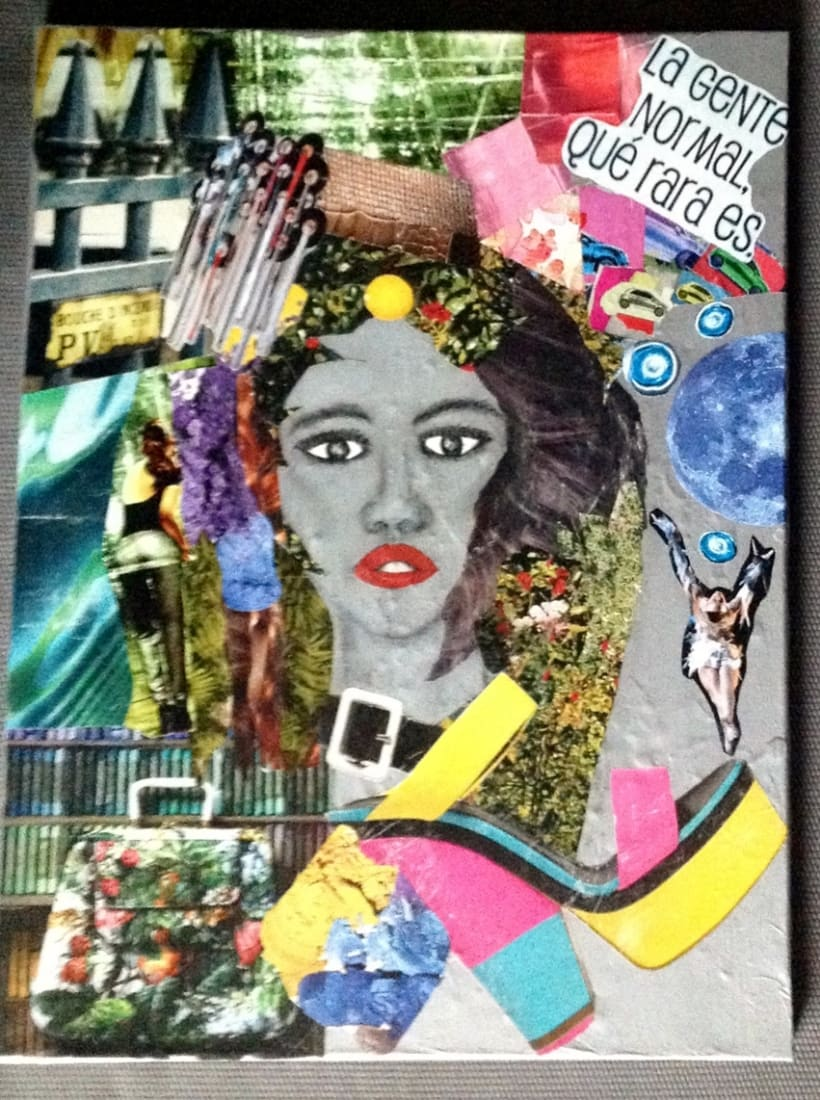 Coleccion Especial para Grupo Aldo / Collage y Camisetas 13