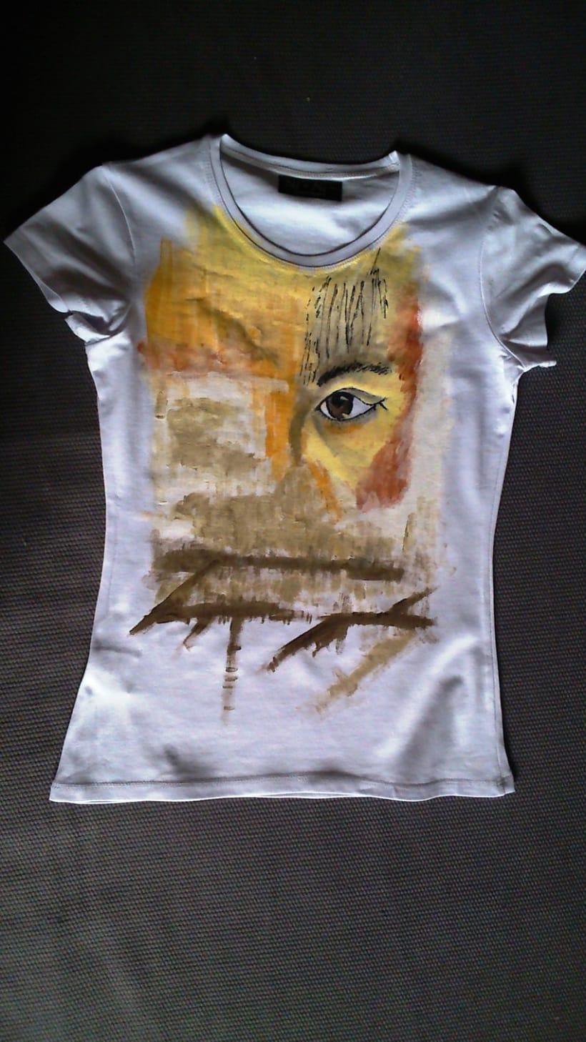 Coleccion Especial para Grupo Aldo / Collage y Camisetas 14