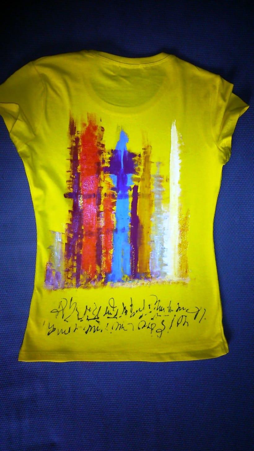 Coleccion Especial para Grupo Aldo / Collage y Camisetas 15