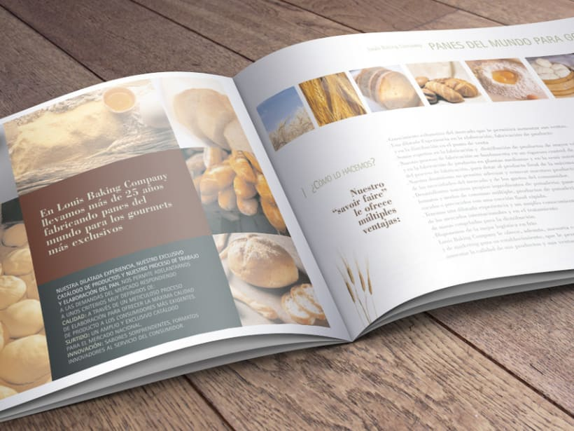 Brochure Louis Baking 0