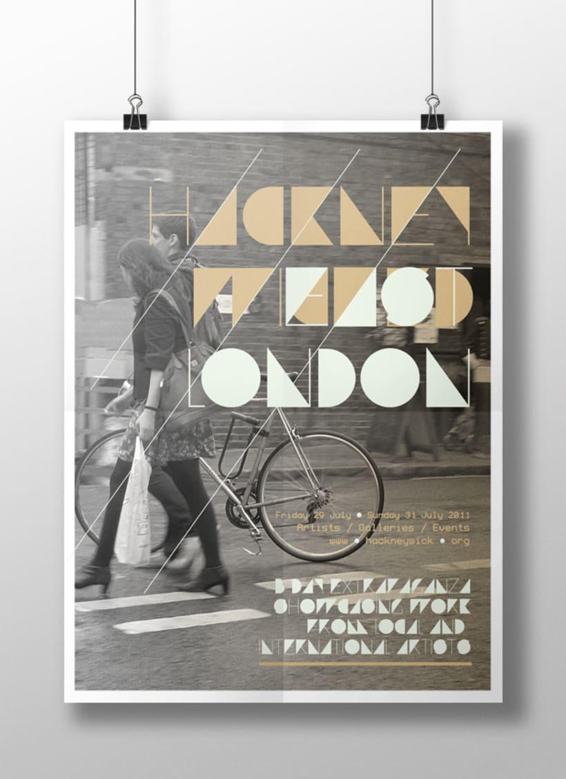 Hackney Wick East London 1