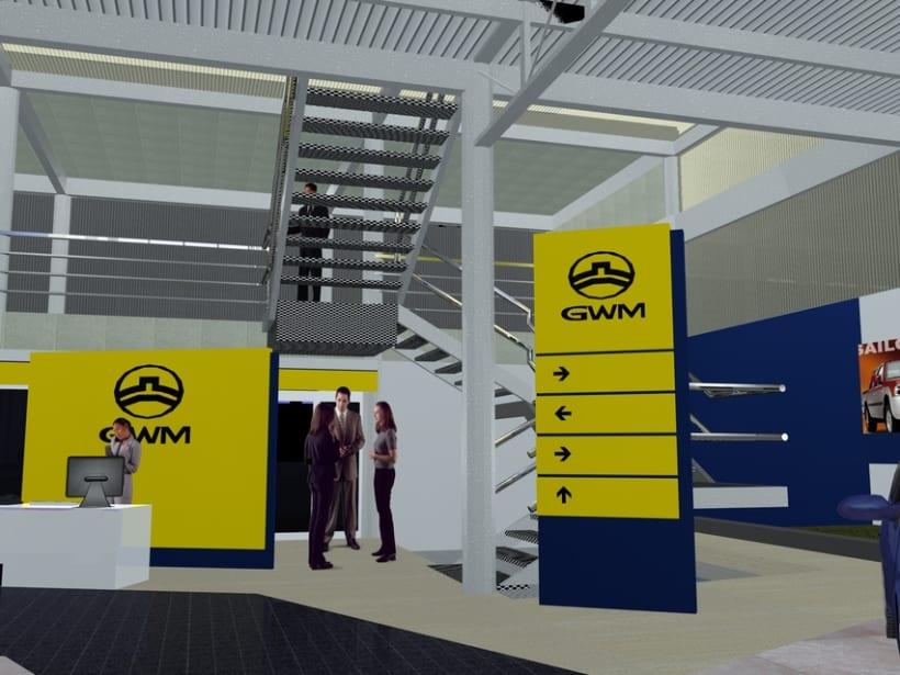2007/// Anteproyecto Concesionario GWM 7
