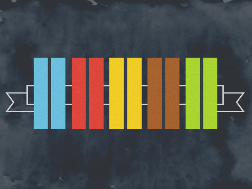 Billetes de Colores 1