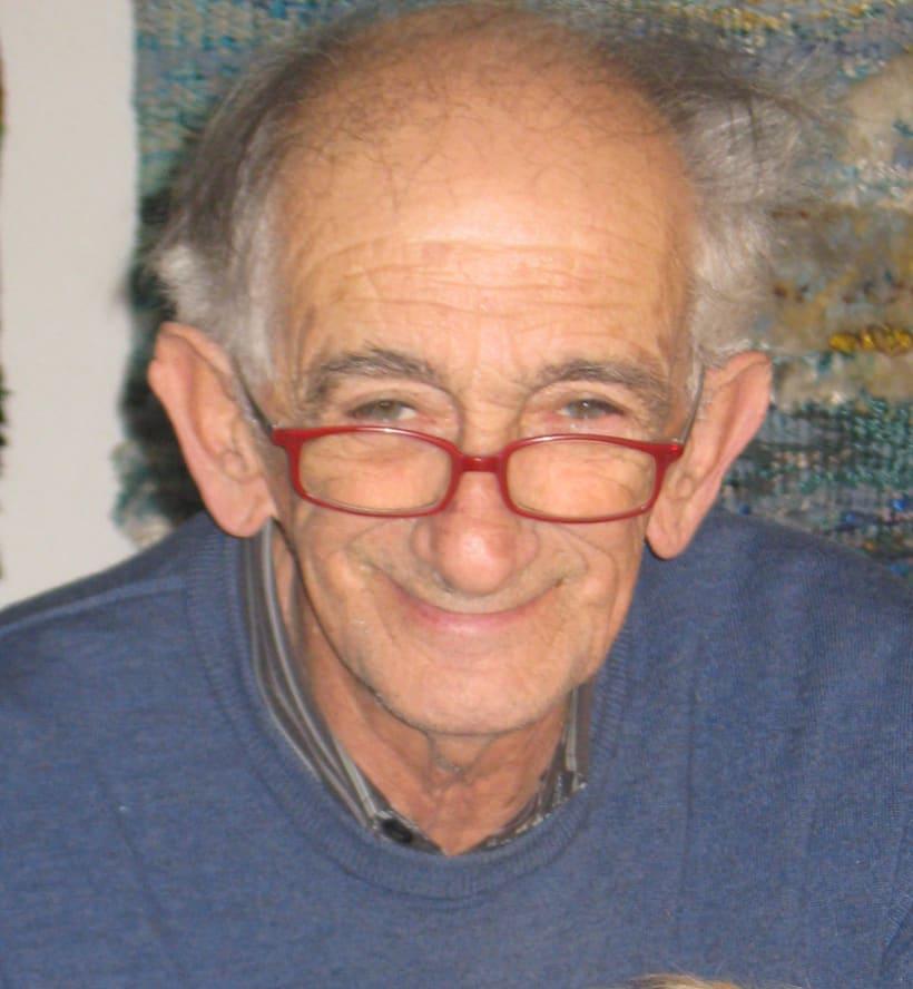 Retrato pintado en acuarela de Eloy Borràs 2