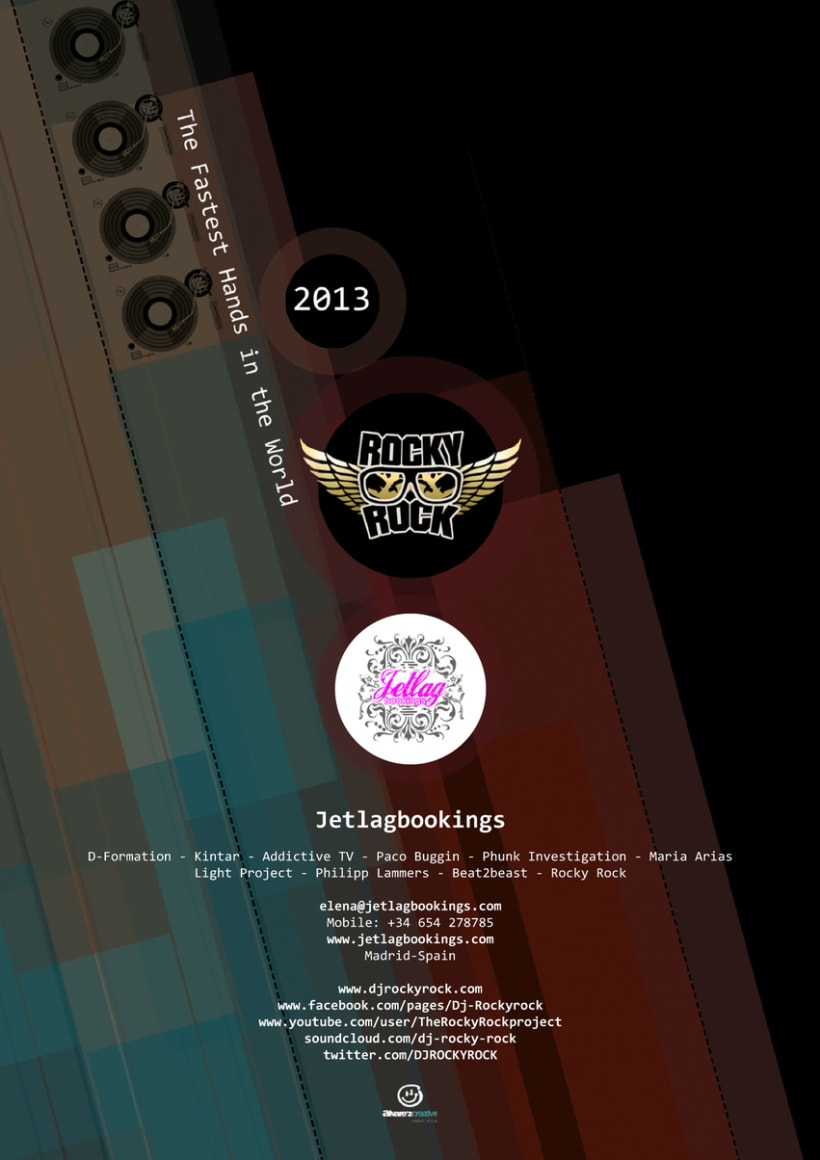 Dj Rocky Rock - Dossier 2013 3