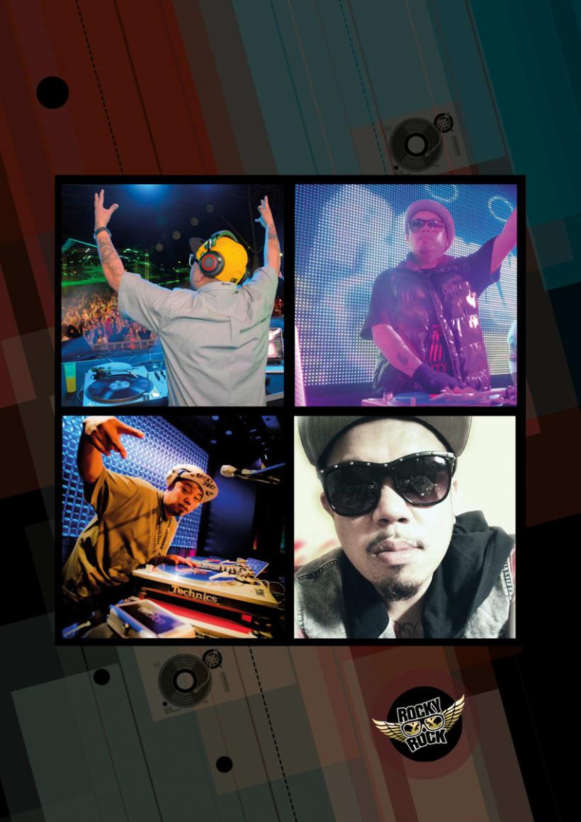 Dj Rocky Rock - Dossier 2013 5