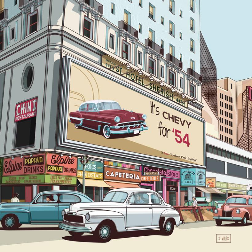 NY años 50 1