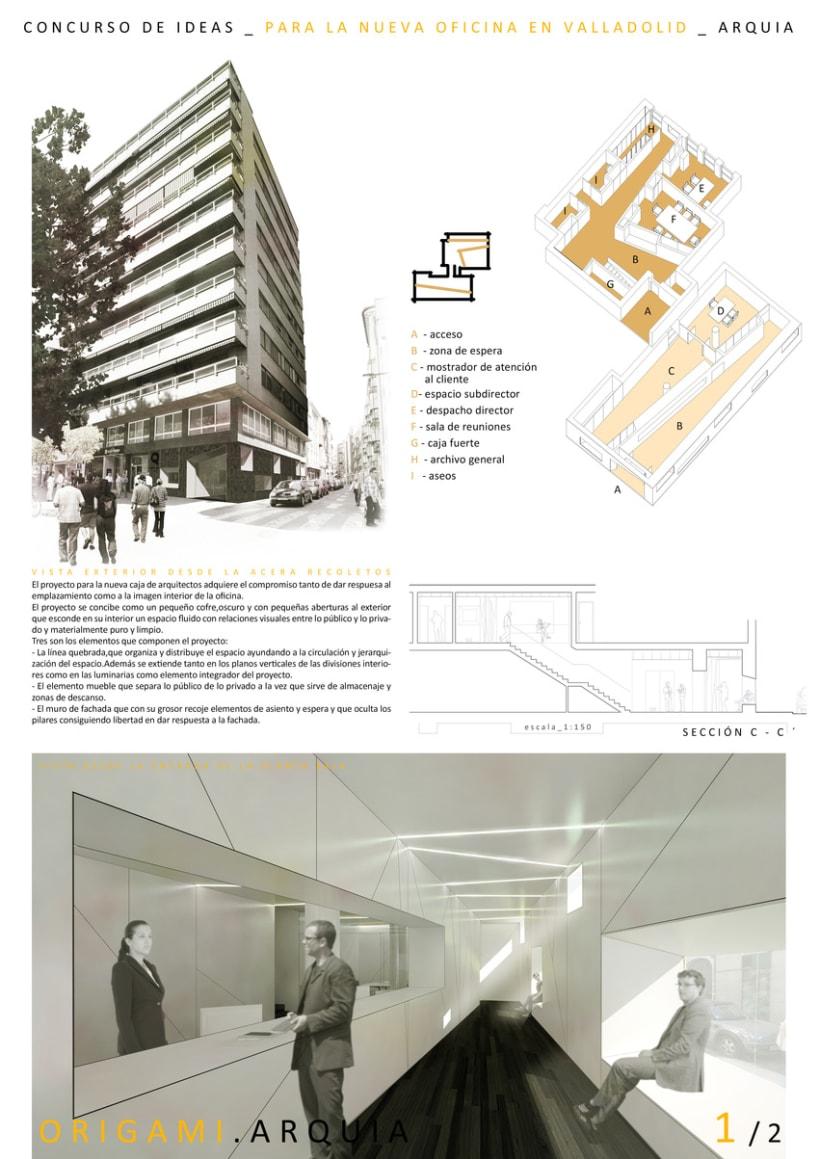 Concurso Arquitectura_Oficina de ARQUIA _en Valladolid -1