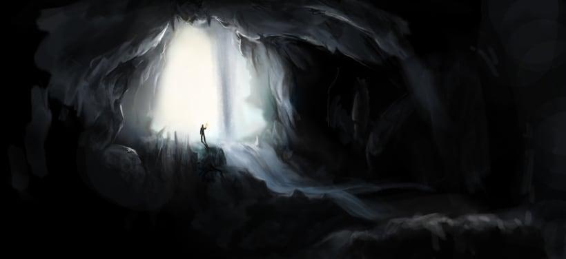 La cueva de Juan Azul -1