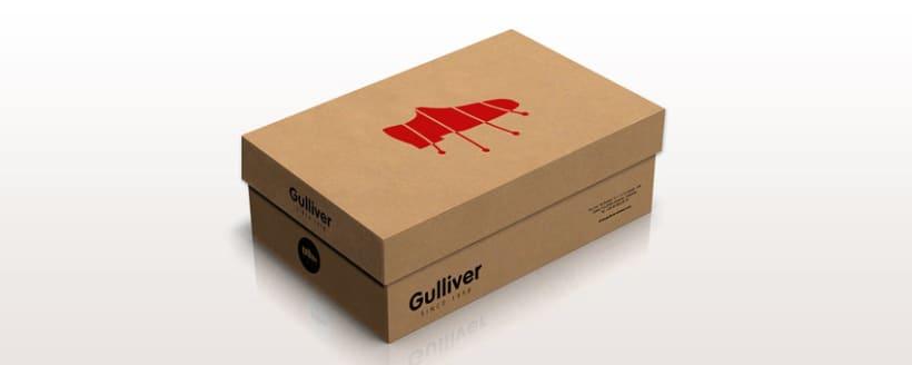 Imagen corporativa - Gulliver 2